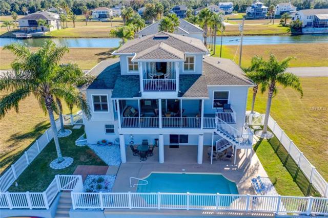 3415 Croaker Drive, Hernando Beach, FL 34607 (MLS #W7809514) :: NewHomePrograms.com LLC