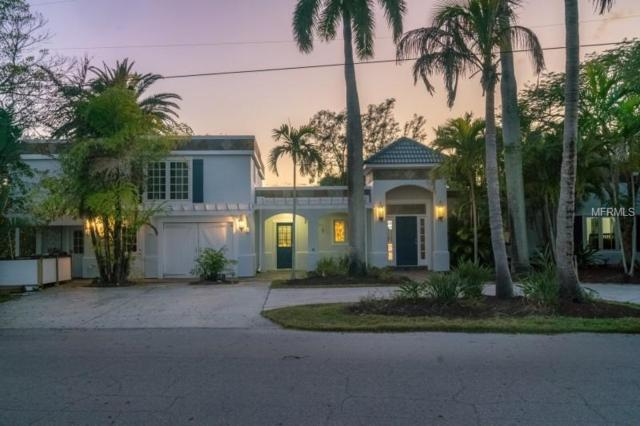 296 Island Circle, Sarasota, FL 34242 (MLS #W7809723) :: Baird Realty Group