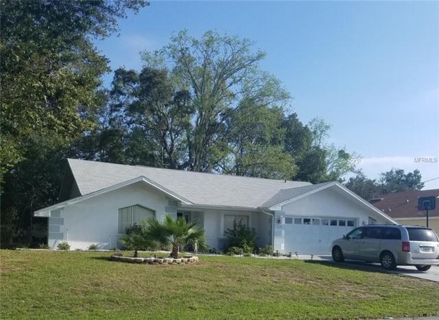 9177 Jena Road, Spring Hill, FL 34608 (MLS #W7809875) :: RE/MAX Realtec Group