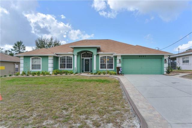 6381 Evaro Avenue, Spring Hill, FL 34608 (MLS #W7809886) :: RE/MAX Realtec Group