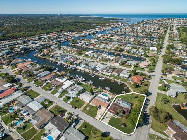 5015 Pelican Drive, New Port Richey, FL 34652 (MLS #W7809997) :: The Duncan Duo Team