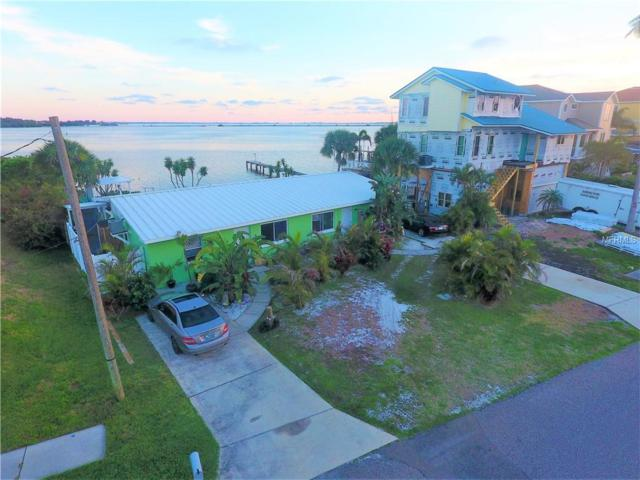 1669 Seabreeze Drive, Tarpon Springs, FL 34689 (MLS #W7810126) :: Cartwright Realty