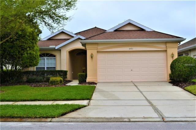 4431 Caliquen Drive, Brooksville, FL 34604 (MLS #W7810438) :: Lovitch Realty Group, LLC
