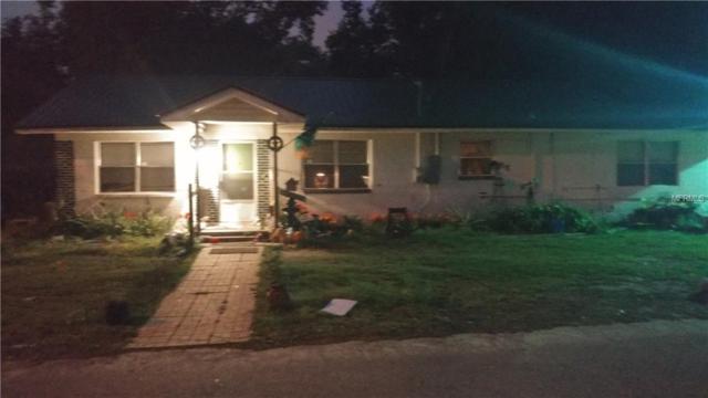 1601 N Orange Street, Plant City, FL 33563 (MLS #W7810439) :: Jeff Borham & Associates at Keller Williams Realty