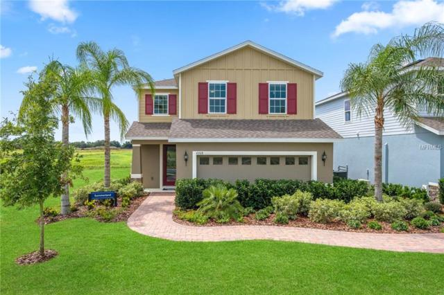 10359 Hawks Landing Drive, Land O Lakes, FL 34638 (MLS #W7810489) :: The Duncan Duo Team