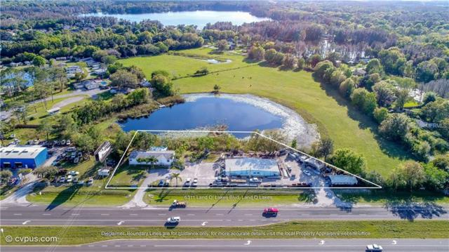 6311 Land O Lakes Boulevard, Land O Lakes, FL 34638 (MLS #W7810577) :: The Duncan Duo Team