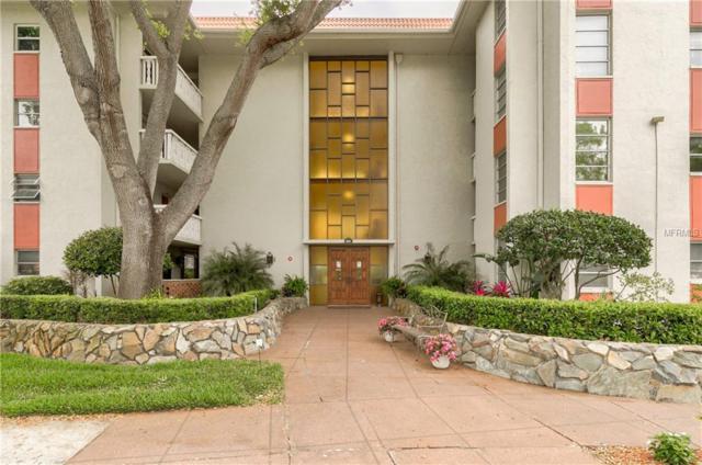 2650 Pearce Drive #107, Clearwater, FL 33764 (MLS #W7810653) :: Burwell Real Estate