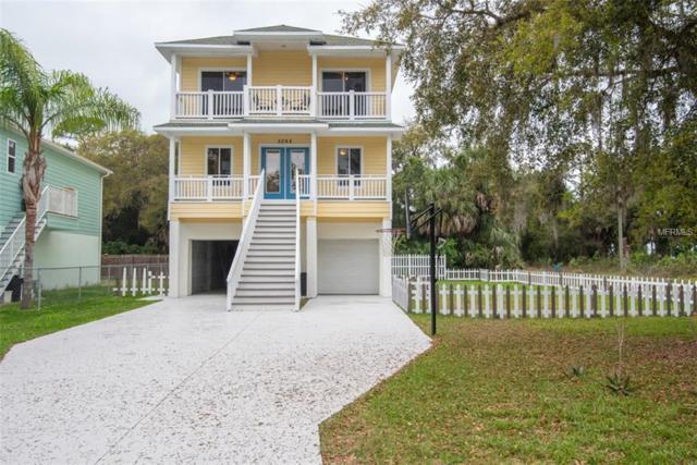 5065 Oak Leaf Lane, Hernando Beach, FL 34607 (MLS #W7810665) :: Baird Realty Group