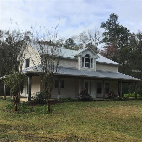 4368 Neff Lake Road, Brooksville, FL 34601 (MLS #W7810703) :: Lockhart & Walseth Team, Realtors
