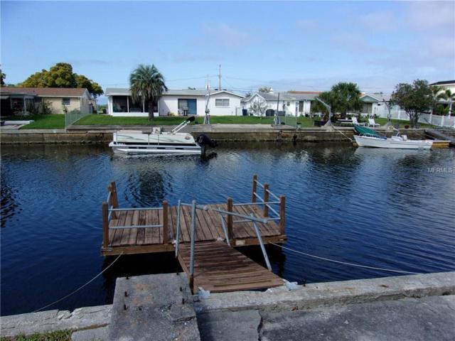 5103 Blue Heron Drive, New Port Richey, FL 34652 (MLS #W7810707) :: Delgado Home Team at Keller Williams