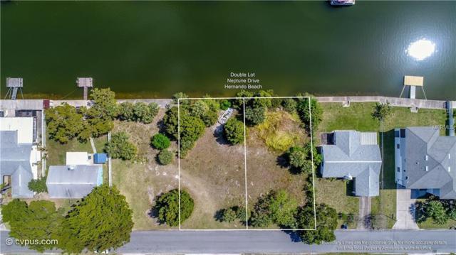 4469 Neptune Drive, Hernando Beach, FL 34607 (MLS #W7810955) :: Baird Realty Group