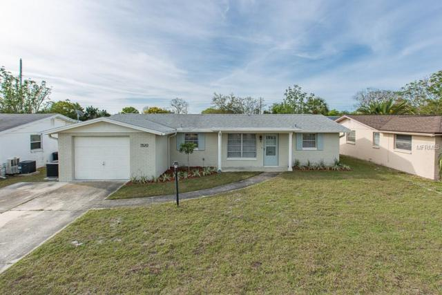 7520 Birchwood Drive, Port Richey, FL 34668 (MLS #W7811054) :: Team Bohannon Keller Williams, Tampa Properties