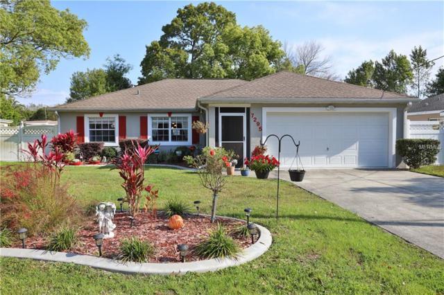 7295 Blackhawk Trail, Spring Hill, FL 34606 (MLS #W7811068) :: Team Bohannon Keller Williams, Tampa Properties