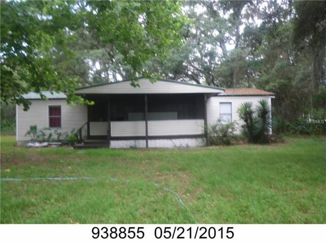 10425 Millerdale Road, Weeki Wachee, FL 34613 (MLS #W7811450) :: Baird Realty Group