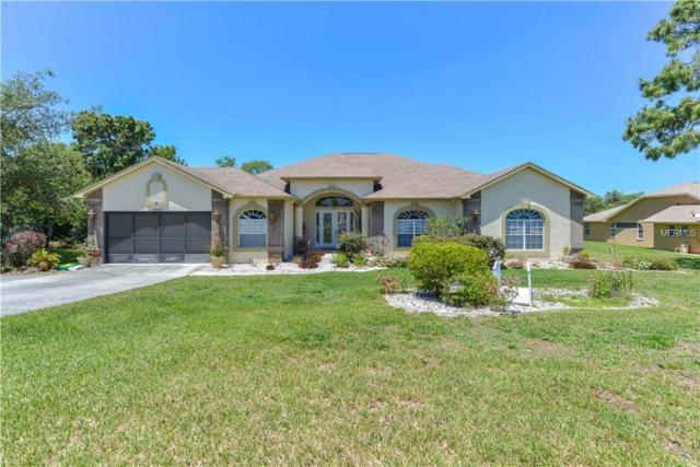 14600 Linden Drive, Spring Hill, FL 34609 (MLS #W7811490) :: The Duncan Duo Team