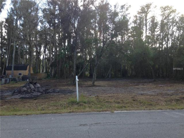 0 Moon Lake Circle, New Port Richey, FL 34654 (MLS #W7811614) :: GO Realty