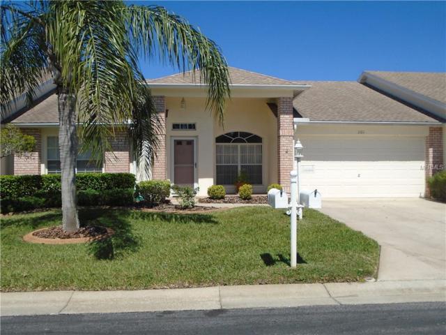 1101 Flora Vista Street, Trinity, FL 34655 (MLS #W7811785) :: Myers Home Team