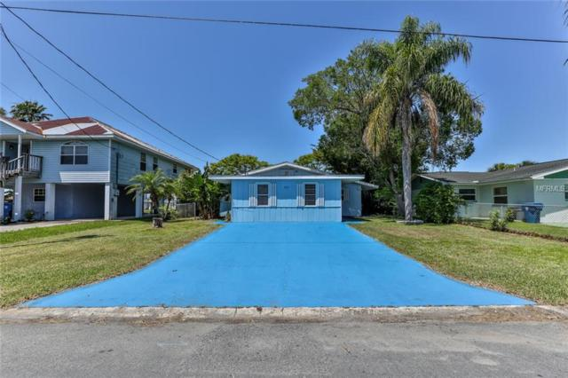 4483 Flounder Drive, Hernando Beach, FL 34607 (MLS #W7811799) :: Delgado Home Team at Keller Williams