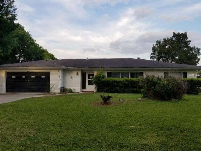 4105 S Taylor Terrace, Homosassa, FL 34448 (MLS #W7811861) :: Cartwright Realty