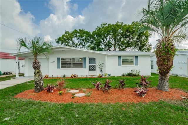 5145 Manor Drive, New Port Richey, FL 34652 (MLS #W7812456) :: Team Bohannon Keller Williams, Tampa Properties
