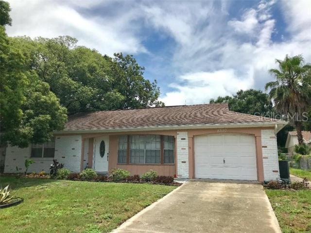 8510 Arrowhead Drive, Hudson, FL 34667 (MLS #W7812522) :: The Duncan Duo Team