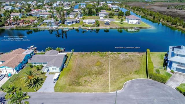 0 Poinsettia Drive, Hernando Beach, FL 34607 (MLS #W7812709) :: Cartwright Realty