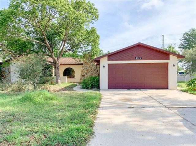 7915 Rusty Hook Court, Hudson, FL 34667 (MLS #W7812792) :: Team Bohannon Keller Williams, Tampa Properties