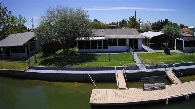 4049 Gulfview Drive, Hernando Beach, FL 34607 (MLS #W7812826) :: The Duncan Duo Team