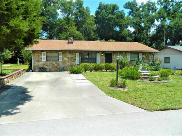 6484 Cedar Side Avenue, Brooksville, FL 34602 (MLS #W7812837) :: Lovitch Realty Group, LLC