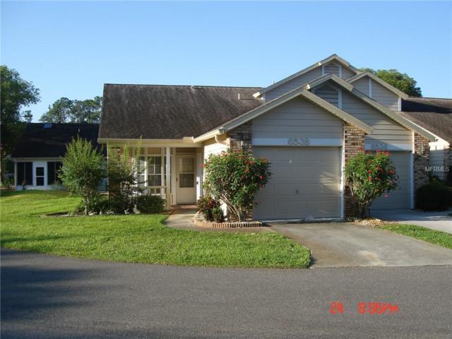 6538 Remus Drive, New Port Richey, FL 34653 (MLS #W7812851) :: KELLER WILLIAMS ELITE PARTNERS IV REALTY