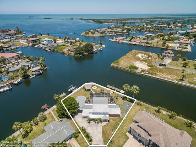 4297 Deleon Drive, Hernando Beach, FL 34607 (MLS #W7813094) :: Delgado Home Team at Keller Williams