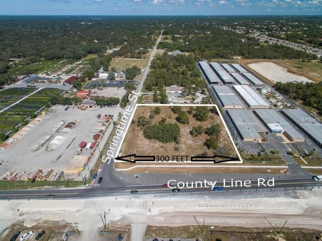 0 County Line Road, Spring Hill, FL 34608 (MLS #W7813095) :: The Duncan Duo Team