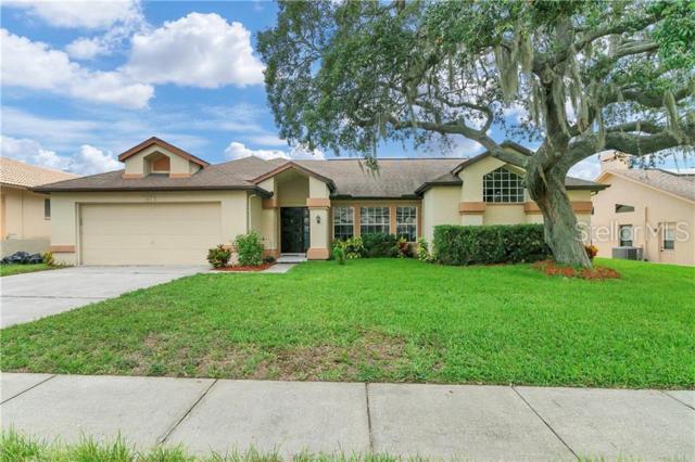 1383 Overland Drive, Spring Hill, FL 34608 (MLS #W7813315) :: Team Bohannon Keller Williams, Tampa Properties