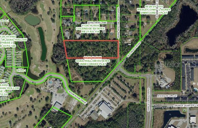Quail Hollow Blvd, Wesley Chapel, FL 33544 (MLS #W7813329) :: The Duncan Duo Team