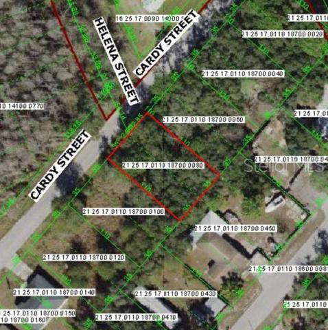 0 Cardy Street, New Port Richey, FL 34654 (MLS #W7813469) :: The Duncan Duo Team