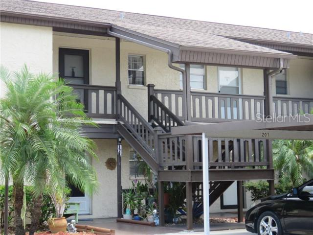 4555 Marine Parkway #201, New Port Richey, FL 34652 (MLS #W7813573) :: Bridge Realty Group