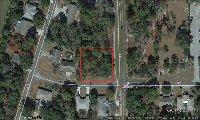 10331 Sandlor Street, Spring Hill, FL 34608 (MLS #W7813587) :: Griffin Group