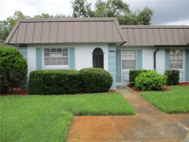 4149 Hampton Drive #4, New Port Richey, FL 34652 (MLS #W7813612) :: Gate Arty & the Group - Keller Williams Realty