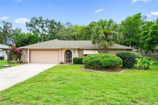 8479 Fowler Lane, Spring Hill, FL 34608 (MLS #W7813809) :: Griffin Group