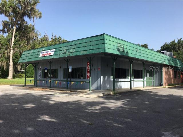 915 W Jefferson Street, Brooksville, FL 34601 (MLS #W7813837) :: The Duncan Duo Team