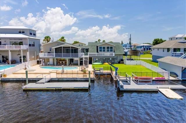 3337 Mangrove Drive, Hernando Beach, FL 34607 (MLS #W7814052) :: Team Pepka