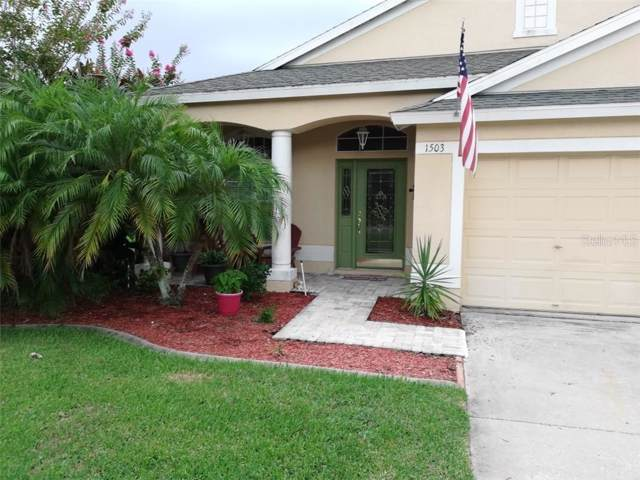 1503 Kish Boulevard, Trinity, FL 34655 (MLS #W7814186) :: Premier Home Experts