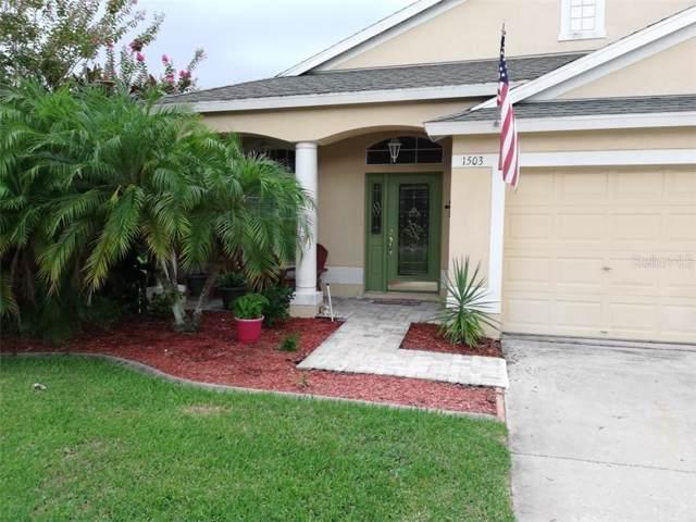 1503 Kish Boulevard, Trinity, FL 34655 (MLS #W7814186) :: Jeff Borham & Associates at Keller Williams Realty