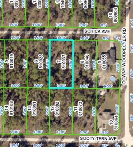 Address Not Published, Weeki Wachee, FL 34614 (MLS #W7814266) :: Godwin Realty Group