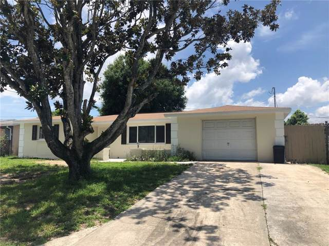 5418 Portola Avenue, New Port Richey, FL 34652 (MLS #W7814399) :: Team Bohannon Keller Williams, Tampa Properties