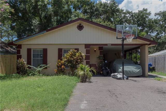 8908 Memorial Highway, Tampa, FL 33615 (MLS #W7814422) :: Team Bohannon Keller Williams, Tampa Properties