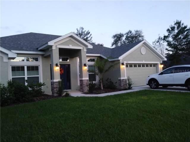 3370 Opportunity Avenue, Spring Hill, FL 34609 (MLS #W7814451) :: Team Bohannon Keller Williams, Tampa Properties
