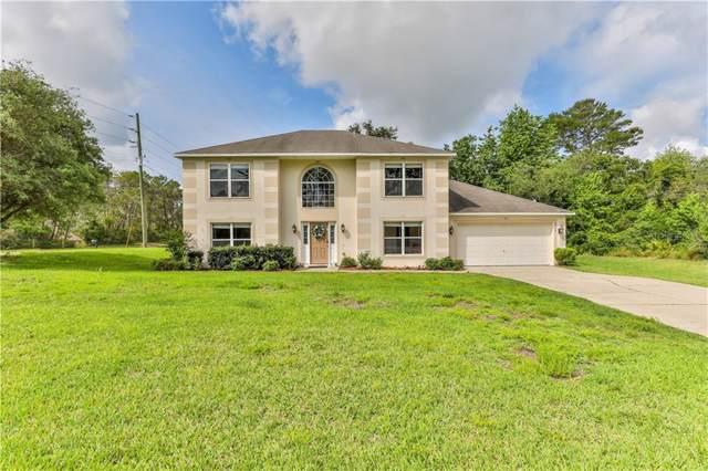 5248 Hope Lane, Spring Hill, FL 34606 (MLS #W7814464) :: Team Bohannon Keller Williams, Tampa Properties
