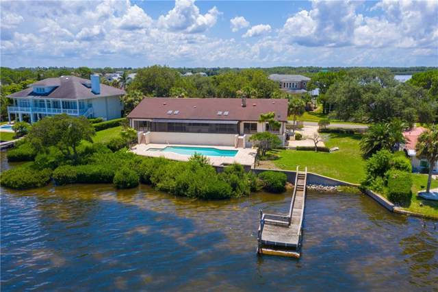 1650 Seabreeze Drive, Tarpon Springs, FL 34689 (MLS #W7814482) :: Team Bohannon Keller Williams, Tampa Properties