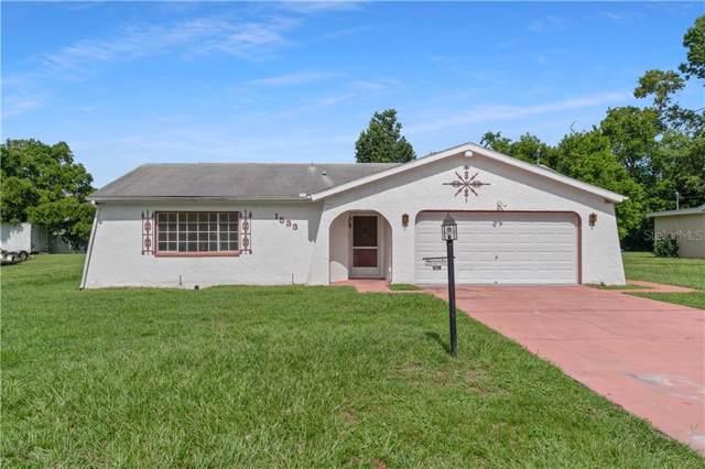 1533 Bishop Road, Spring Hill, FL 34608 (MLS #W7814511) :: Jeff Borham & Associates at Keller Williams Realty